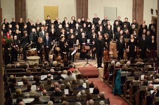 Kurt-Thomas-Kammerchor - Oratorienkonzert zum 1. Advent